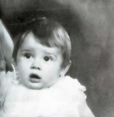 The Birth of Audrey Kathleen Ruston