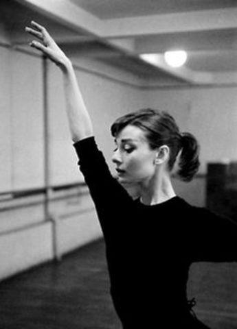 The Childhood of Hepburn