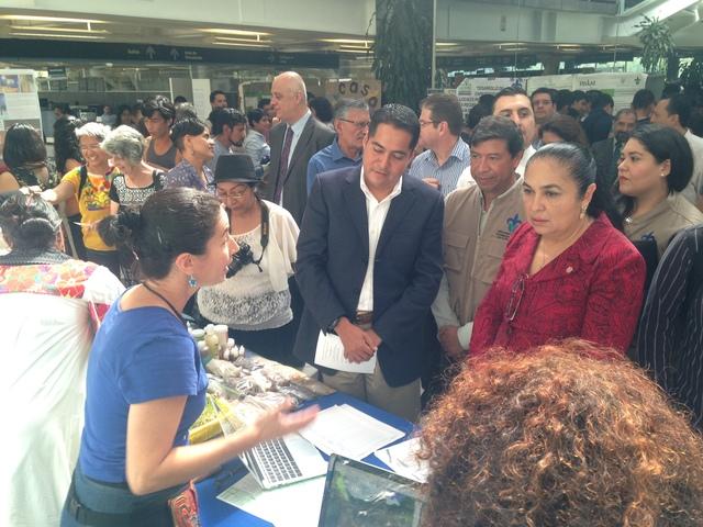 Participación en Expo Sustenta 2016