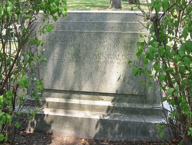 Rosenwald Passed Away