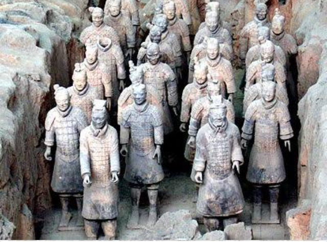 The Terracotta Army was Created