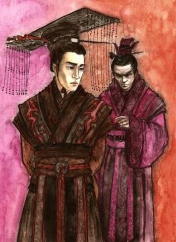Qin Er Shi Becomes the Ruler