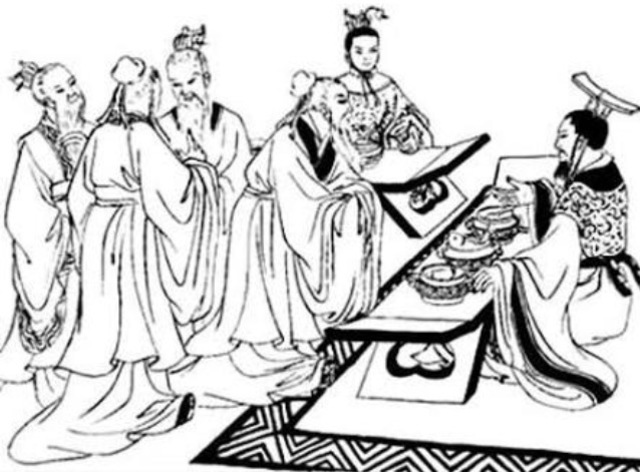 Legalism was Introduced to China