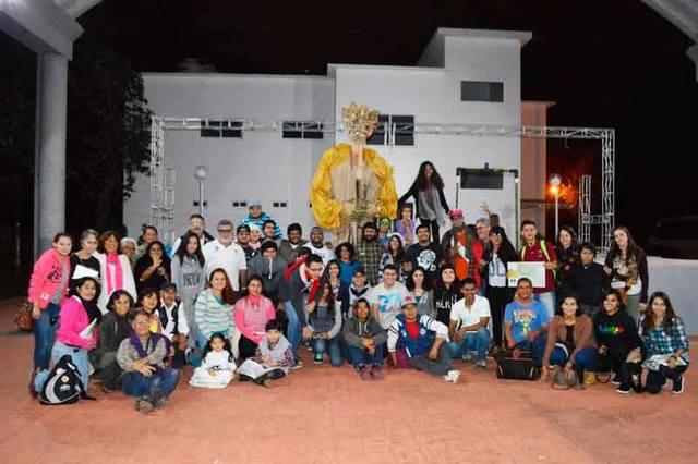 Exposición itinerante en isla de Banderilla - PLQS