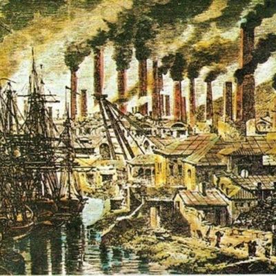La Revolució Industrial timeline