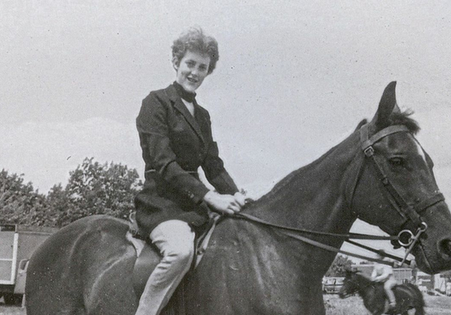 Temple Grandin graduates high school