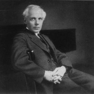 Bartók Béla timeline
