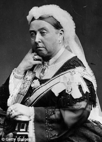 queen victoriaalivia byrne timeline timetoast timelines