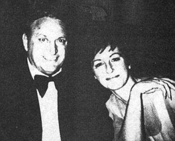 Vincent and Maxine Zazzara