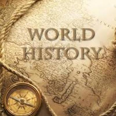 End of the Year Project: World History timeline