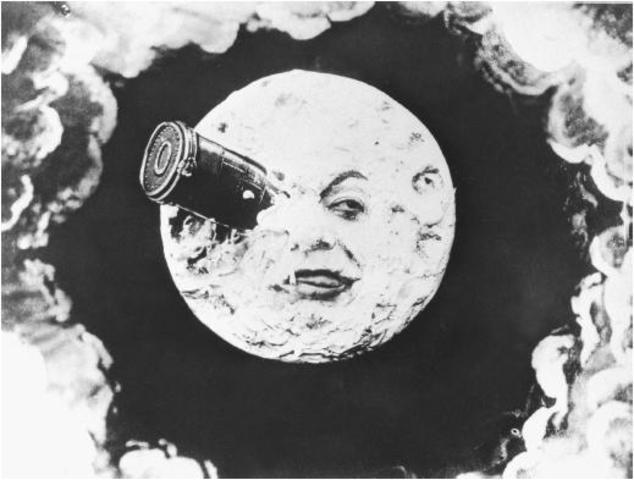 le voyage dans la lune