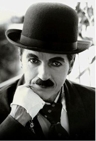 "Sir Chales Spencer ""Charlie"" Chaplin"