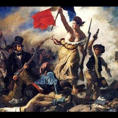 Liberalismo y Nacionalismo Siglo XIX timeline