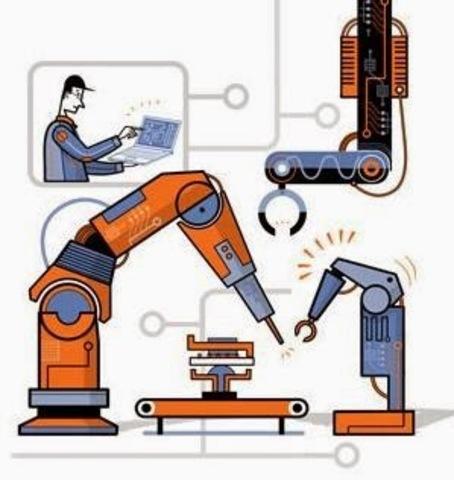 Evoluci n hist rica de la tecnolog a educativa timeline for Maquinaria y utensilios para la produccion culinaria