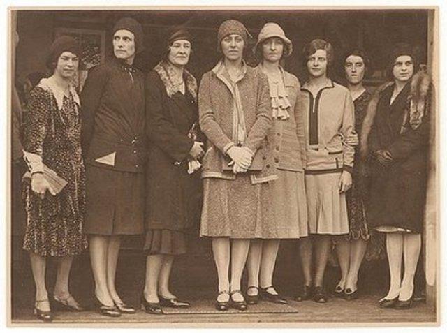 Moda 1940