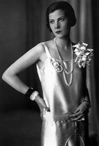 Moda de 1920