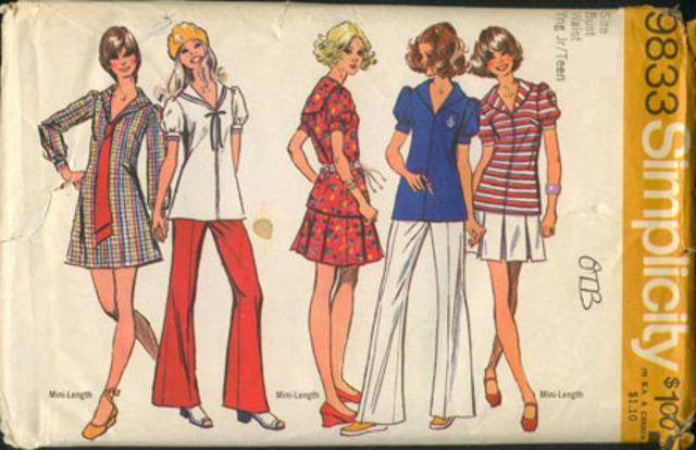 Moda 1970