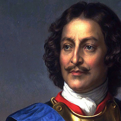 The Life of Peter the Great timeline