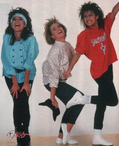 Moda 1980