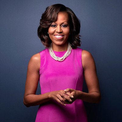 THE LIFE OF MICHELLE OBAMA timeline