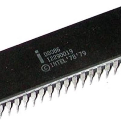 История возникновения процессоров timeline
