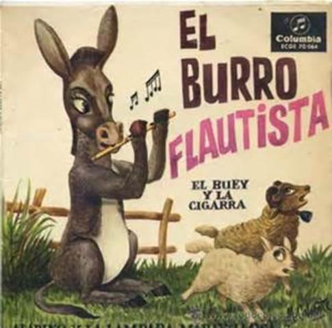 El Burro Flautista