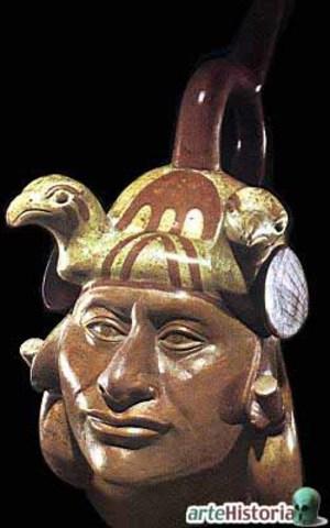 CULTURA MOCHE DEL 100 AL 700 D.C.