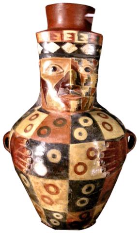 CULTURA HUARI 550 AL 900 D.C