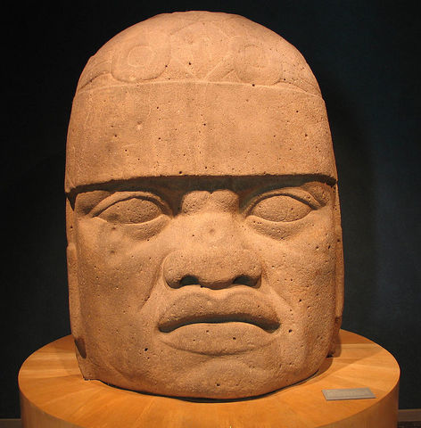 CULTURA OLMECA 1200 AL 400 a.C.