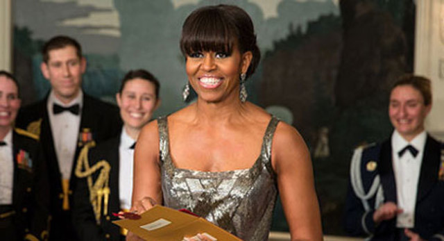 Michelle Obama and The Academy Awards