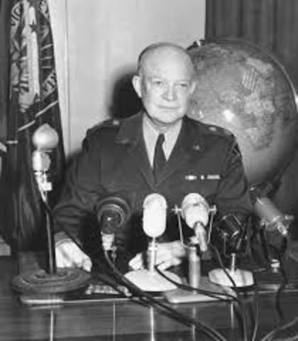Presidency of Dwight D. Eisenhower