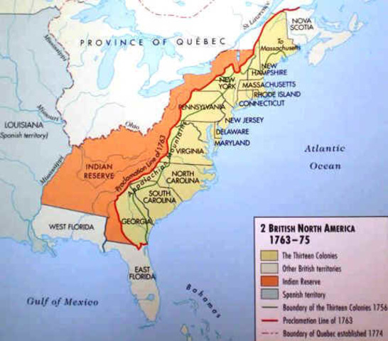 an analysis of the historical conflict between great britain and the north american colonies Great britain before the american revolution: the british empire was one of the most extensive empires in world history and was a product of the european age great britain defeated the french in 1763 and the region known as new france became a part of the british north american colonies.