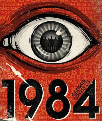 El Saco del Ogro     Sesenta a  os del      Gran Hermano      de George Orwell