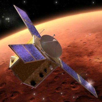 Spacecraft on Mars timeline