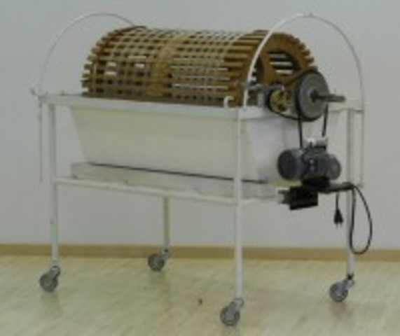 The First Working Dialysis Machine