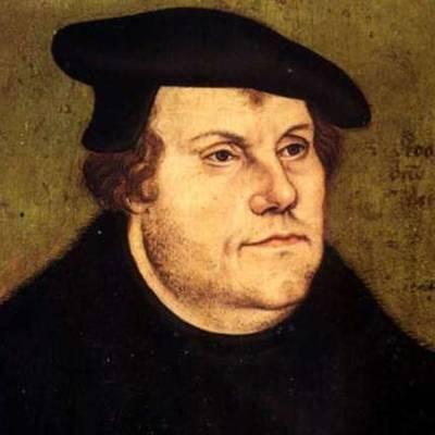 La riforma protestante timeline