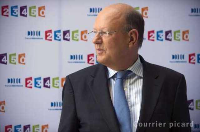 Le patron de France Télévisions critique Médiapart