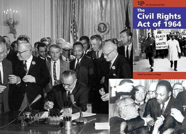 a history of the civil rights act of 1964 Finals are coming up for history, i have to do some research for the final one thing is to write a paragraph about the civil rights act of 1964 and its.