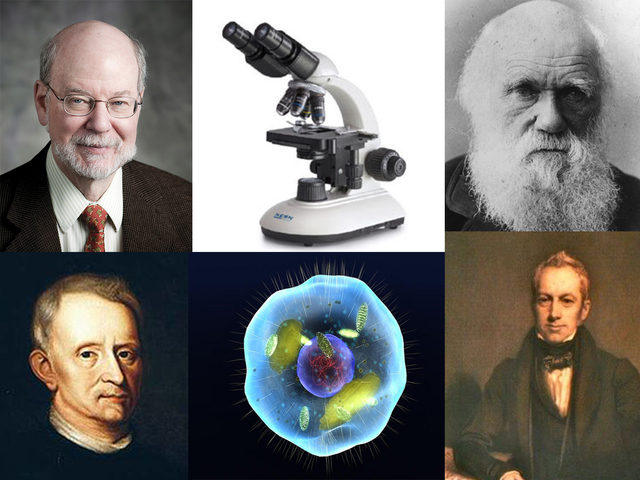 Personajes importantes de la Biología e Historia de la
