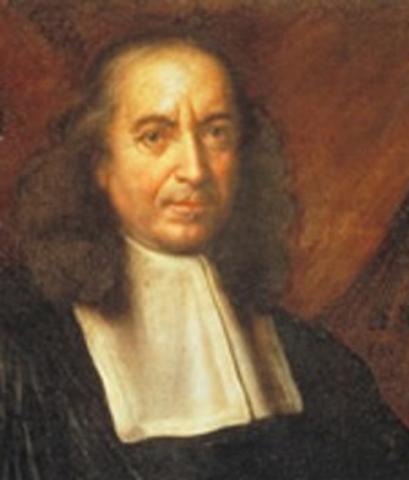 """1675 Marcello Malpighi, publica """"Anatome Plantarum"""""""