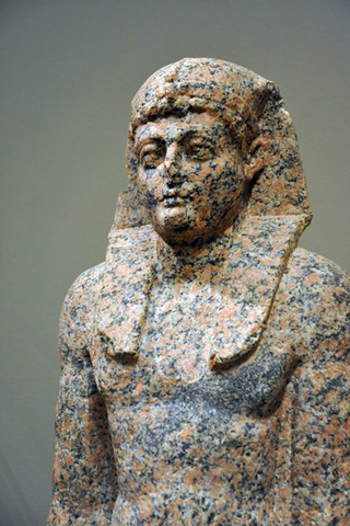 Alexander was crown Pharaoh after conquering Egypt