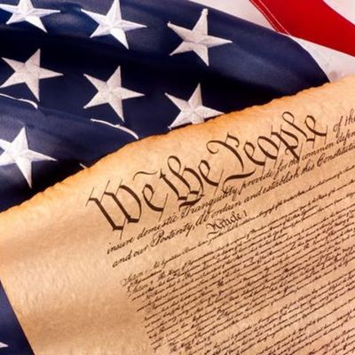 Origins Of the US constitution  timeline