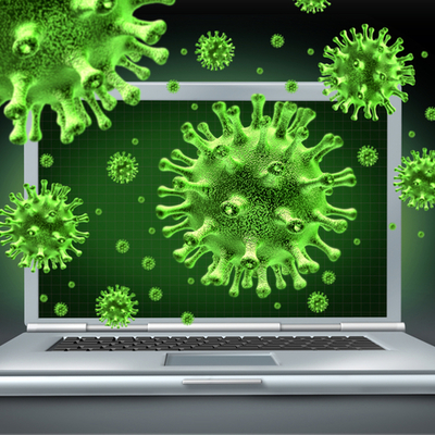 Хронология возникновения компьютерного вируса. timeline