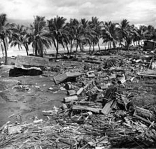 1976 Moro Gulf Earthquake & Tsunamis