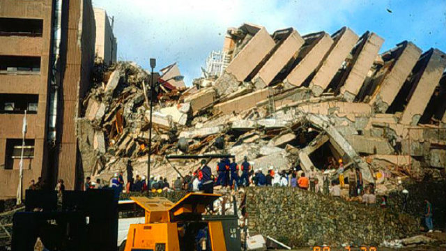 1990 Luzon earthquake