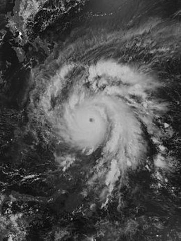 Typhoon Pablo (Bopha)
