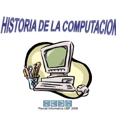 La historia de la computación timeline