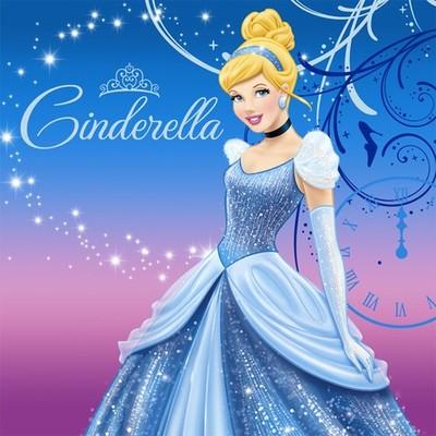 Cinderella timeline