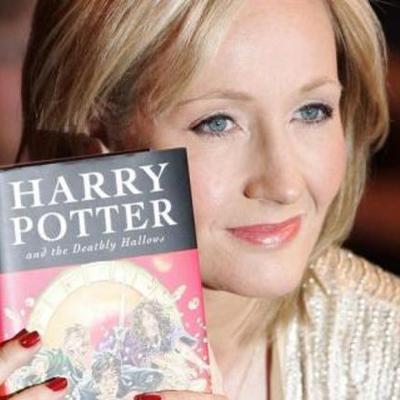 Joanne Kathleen Rowling timeline