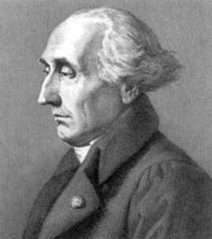 J. L. Lagrange (1736-1813)